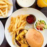 【台北西門站】【茉莉漢堡】隱身在小巷中的正宗美式餐廳