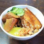 【台北西門站】一甲子碗粿、刈包專賣店,享受十足台灣味就要來這!