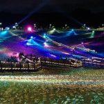 【星空草原 交通方式】新北市/瑞芳 – 出遊、約會夢幻新景點!用百萬支寶特瓶打造梵谷名畫,療癒人心地景藝術