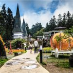 【南投仁愛/清境農場】這裡超美的~星光草坪、夢幻童話,歐式主題。清境小瑞士花園