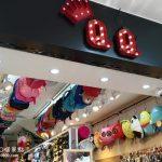 【西門町】QQ-店家介紹(飾品、髮圈、髮飾、行李箱、包包、後背包)