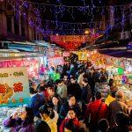 【老街地圖】迪化老街-充滿濃濃過年氣氛,跟著小編一起採買年貨吧!