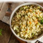 【低醣生酮神物】吃花椰菜米 月鏟肉5公斤